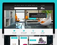 mini eCommerce site