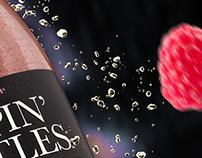Poppin' Bottles Bath Liqueur Composite Photo