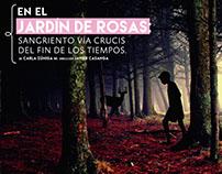 """""""EN EL JARDIN DE ROSAS..."""" 2015"""