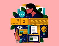 Various Illustrations 2019 - 2020 ✏️