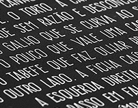 frente h1 typeface