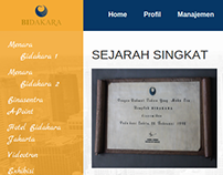 Website Menara Bidakara