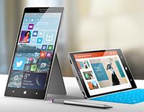 Surface Phone - Windows 10 Concept