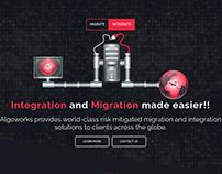 Web Page Design | Integration & Migration Services