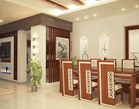 interior design idea living room