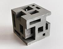 Cubic Geometry ix-i