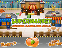 Super Market Android Game Marketing