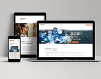 D-evo.com - responsive institutional website