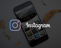 Redesign Instagram