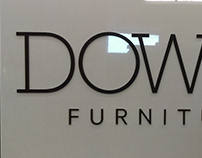 Dowel Furniture (In-house production)