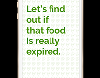 Eat By: An iPhone App to Help Prevent Food Waste