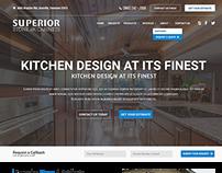 Superior Stone Website Design Knoxville TN