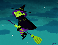 A Little Witch