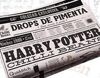 Drops de Pimenta | Chilli Beans | Especial Hary Potter