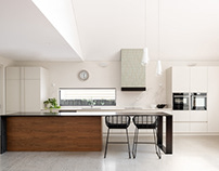Subiaco House by Robeson Architects