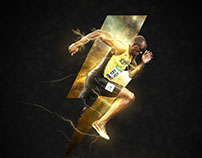 Usain Bolt | Wallpaper