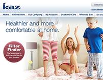 Website - Kaz
