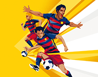 FCB - Miniestadi 2015-2016