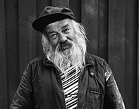 Black and White Portraits (Finland)