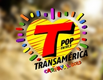 Carnaval 2013 - Transamérica FM Rio