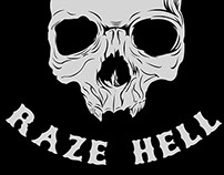 BORN TO RAZE HELL