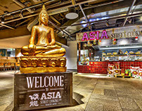 Autogrill | Asia Street Cooking