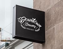 Logo Design | Downtown