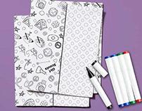 Girl Scouts licensed kits forRiley Blake