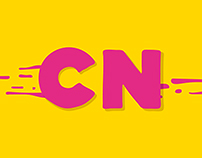Cartoon Network Branding