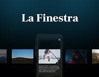 La Finestra UX/UI