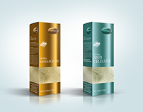 Dermo-Cosmetic Package Design Creas Creative