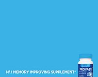 Nº 1 Memory Improving Supplement
