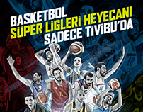 Tivibu - İçimizdeki Basketbol Aşkı