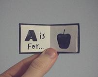 The Littlest Alphabet Book
