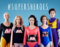 #SUPERSHEROES