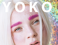 GALACTIC DREAM for YOKO MAGAZINE
