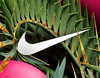 My visuals for Nike