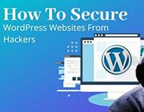 Secure WordPress Websites From Hackers