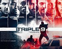 Triple 9 Character Retouching
