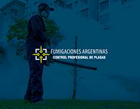 Fumigaciones Argentinas
