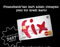 Finansbank - Fix Card TVC