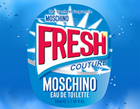 MOSCHINO COUTURE!