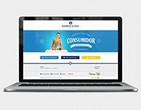 Website - Moinho Globo