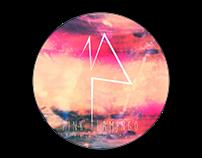 """Pink Flamingo"" Logodesign Typography"