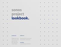 Sonos Lookbook & Portfolio