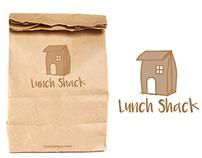 Logo Design and Branding; Lunch Shack