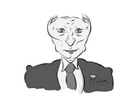 Putin & Trump Cartoons