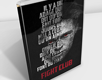 Fight Club poster Tyler Durden