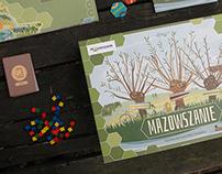 Mazowszanie - board game