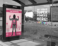 Team Invincible - Depression Awareness Campaign